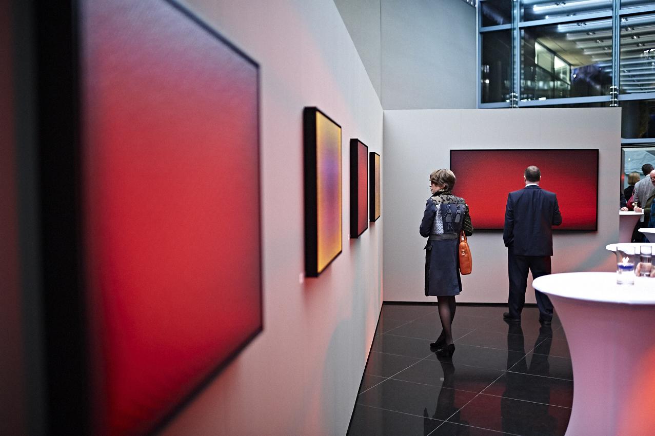 Bildimpressionen Ausstellung Berlin - www.scharein.de
