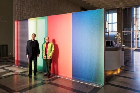 Bischof Markus Droege (Berlin) und Scharein - www.scharein.de