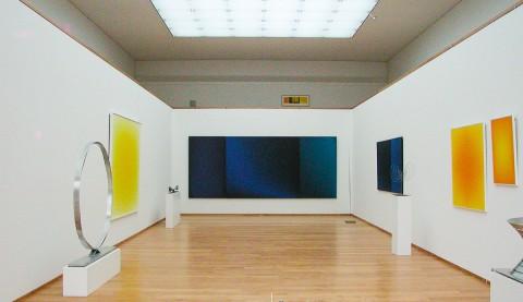Blick in den Ausstellungsraum - www.scharein.de