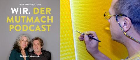 Scharein im Mutmach - Podcast der Berliner Morgenpost (Folge 275)