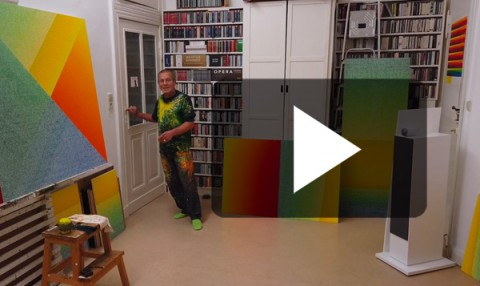 Video - Scharein über seine aktuellen Arbeiten (Sept 2020)