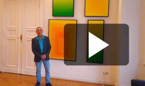 Video - Scharein im Atelier (Januar 2021)