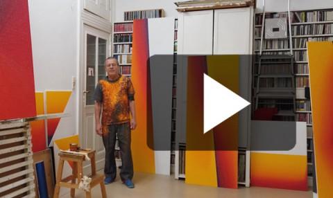 Video - Scharein im Atelier (April 2021)