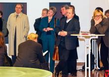 Blick ins Publikum bei der Eröffnung
