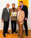 """Buchpräsentation 23.01.2007 """"Scharein ein Künstlerportrait"""" - www.scharein.de"""