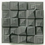 SCHAREIN - 5 x 5 Quadrate, 1968